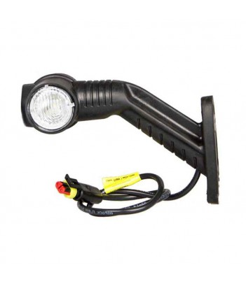 ROUNDPOINT 2 LED STOP/POSIZIONE 12/24V