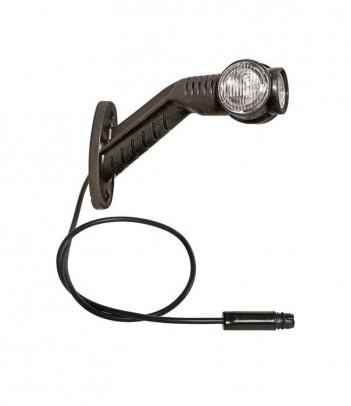 STROBO BIANCO 6 LED 10-30V CAVO 0,1M