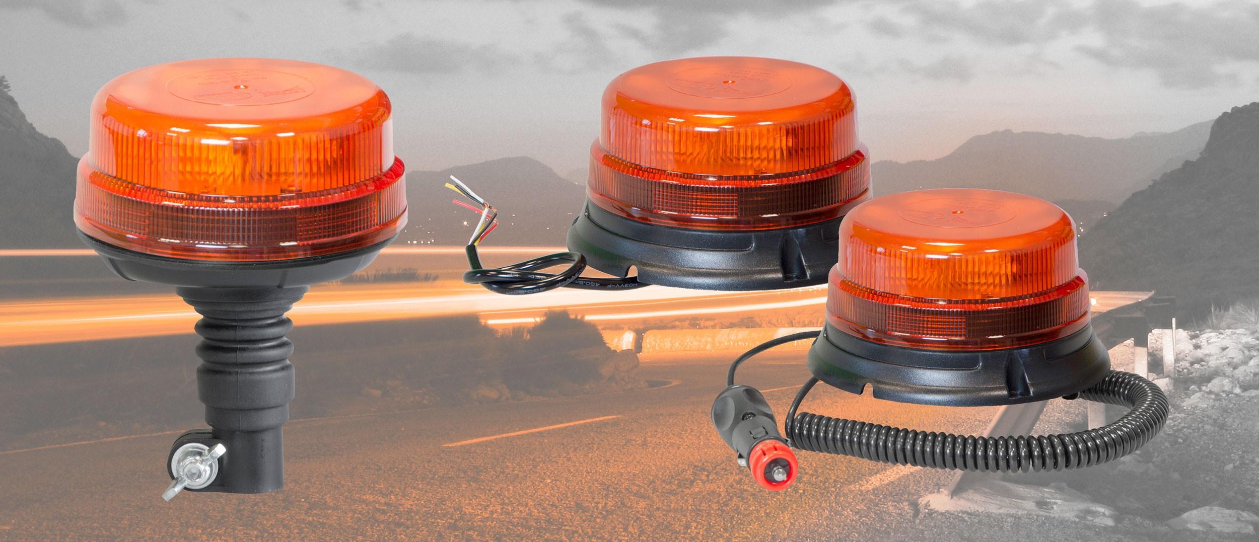 Nuova lampeggianti a LED